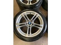 """BMW alloys wheels 18"""""""