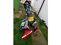 Wk 125cc motorbike £180 !