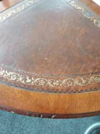 Old corner table