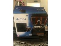PS4 1TB fully boxed with 2 controller and 8 games..!