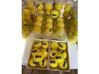 BM CA tennis balls
