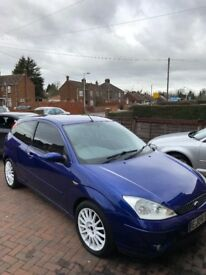 Ford Focus Tdci limited edition full service history £1495ono