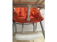 Baby High Chair (Bloom Nano)