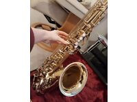 Yamaha YTS 25 Tenor saxophone - great for students