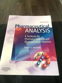 Pharmacy Textbooks
