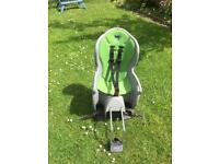 Child's seat for bycycle