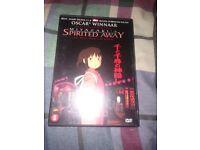 Spirited away anime