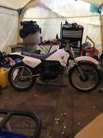 94 rt 100 2 stroke for sale or trade on skidoo whith papers