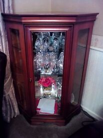 Display Cabinet & Drinks Cabinet