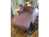 MADE Bouji chaise longue, barely used