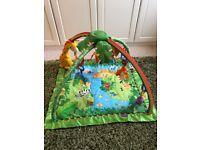 Fisher Price Jungle Baby Play Mat
