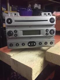 Ford Fiesta original stereo