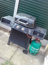 Im selling a gas barbeque in good condition just needs a clean on the casing