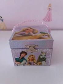 Disney Tangled/Rapunzel musical box