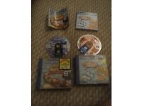 Dreamcast games ready 2 rumble and chuchu rocket