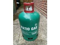 Calor Gas 13KG Bottle (Some Gas Remaining)