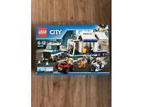 Lego City Police Mobile Command Center Set 60139 new/sealed