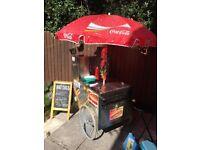 Hot Dog Cart - American - £1250 ono