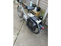 Mobilette moped 1970 Easy project