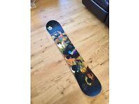 Salomon Answer snowboard 156cm