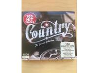 Country The Ultimate Collection - 100 Hit Tracks.