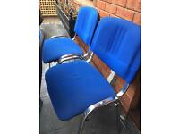 Conference chairs x 4 £25.