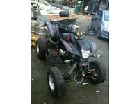 Honda on road 58plate cbf 125 efi quad