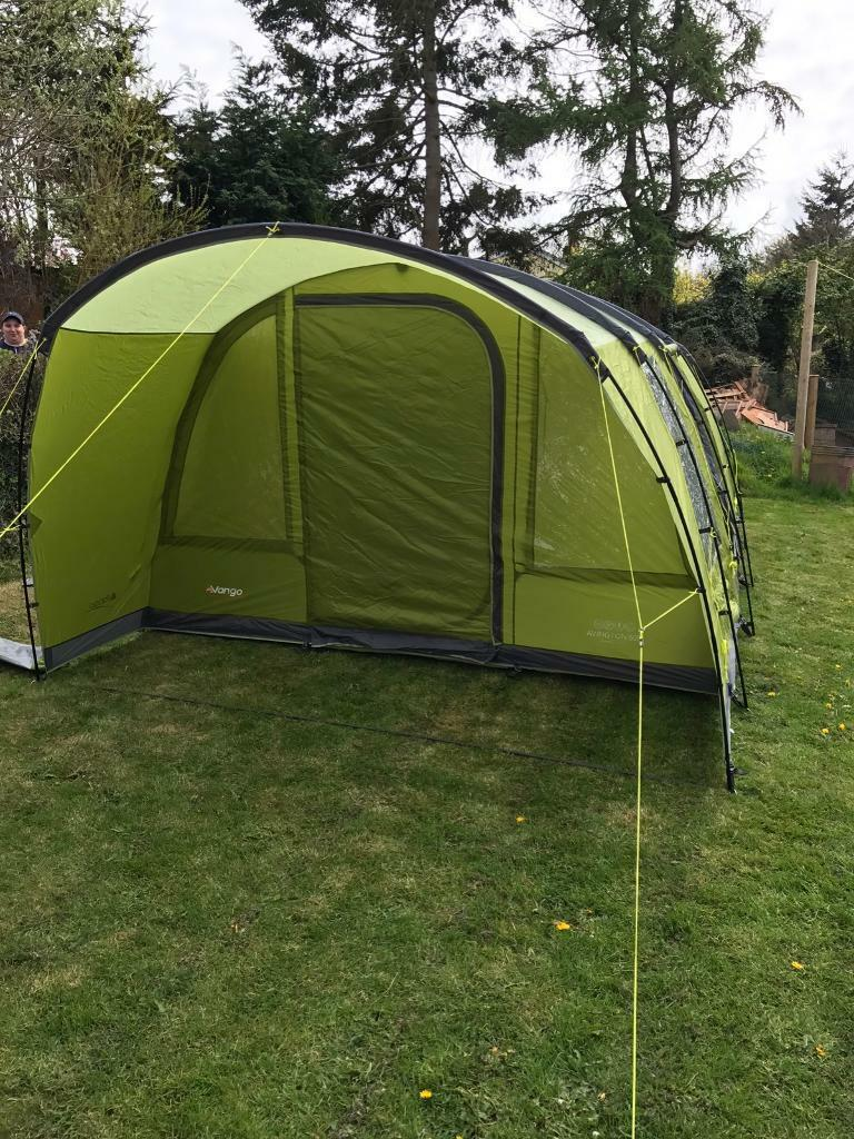 Vango Avington 500 Xl Tent With Carpet And Footprint And