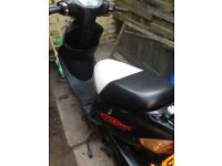Direct bike 50cc moped