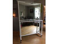 Large Portable Mirror