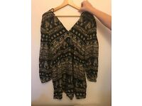 Zara new playsuit size S