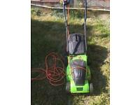 CHALLENGE ELECTRIC LAWNMOWER - 1000W
