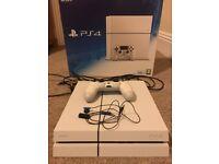 PS4 Glacier White 500GB