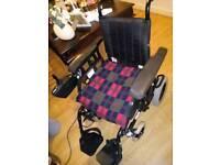 Sunrise protec f45 electric wheelchair