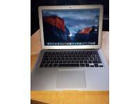 "MacBook Air 7.2/2015/13""/i5/8GB RAM/128GB SSD/Italian keyboard layout"
