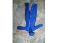 Childs all in one waterproof suit age 3 to 4years