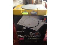 Playstations 1 & 2