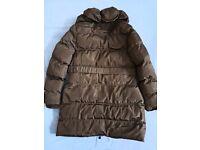Italian winter jacket size 14 (uk 12)