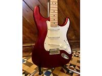 Fender 2009 American Standard Stratocaster - Red