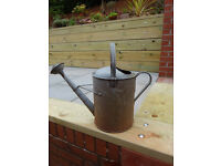 Vintage Beldray 1 1/2 Gallon Galvanised Watering can