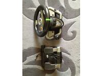 Madcatz Gaming Wheel and Pedals for Xbox 360