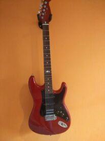 Marlin sidewinder guitar 1986 original conditon