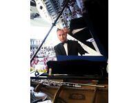 Pianist weddings & events