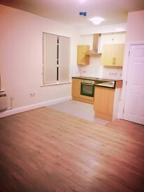 Stunning Newly Refurbished 1 Bedrooms Flat on Wolverhampton Street, Dudley, DY1 1DZ