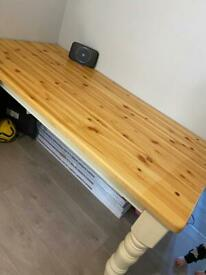 Dining table (sits 8)