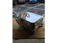 Chafing dish large square