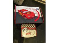 Free! Disney Cars Desk and Chair. Lightning McQueen