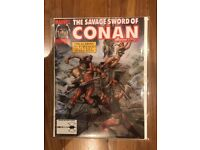 Savage Sword of Conan #199 (NEAR MINT)