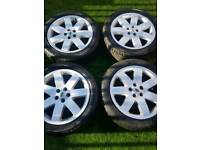 "Range Rover Vogue Alloys 20"" set of 4"