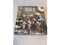 World War 2 8 DVD Set For Sale